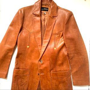 Vintage 70's Beau Geste Western Retro Jacket